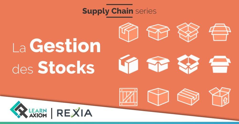 Formation pratique entreprise sur la gestion des stocks