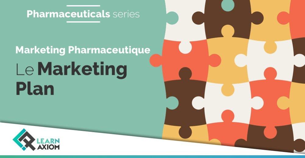 Formation pratique entreprise sur l'élaboration du plan marketing pharmaceutique